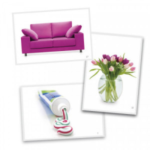 Household objects photographs