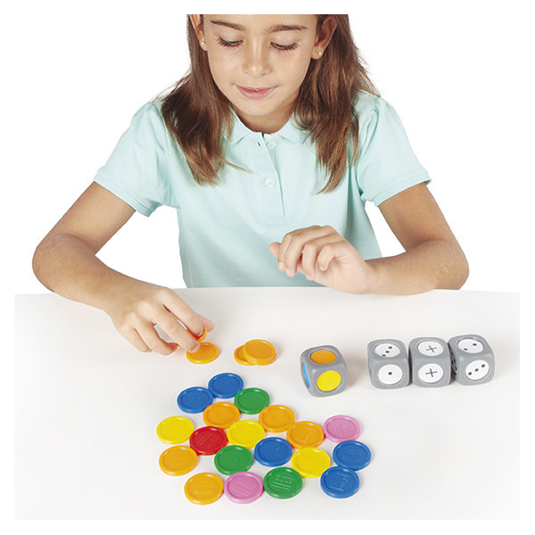 Classify colours and learn to count