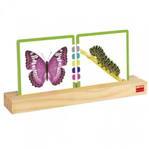 Wooden cardn holders (2 units)