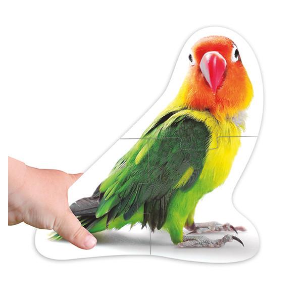 Maxi puzzles - animals