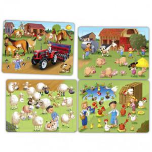 Set cooperative puzzles -...