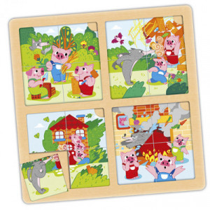 Set of puzzle-sequences:...