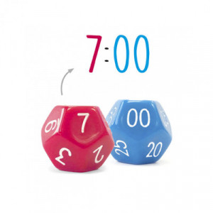 Time dice set (30 units)