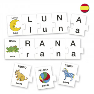 Search for letters (spanish)