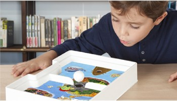 Speech therapy material: games and reinforcement materials