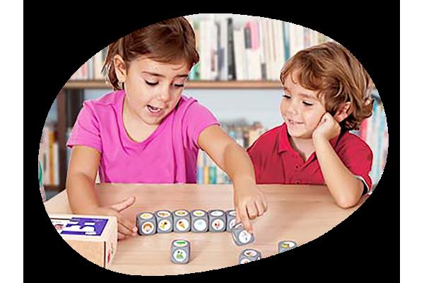Giochi dadi | Akros educativo